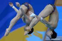 Highlights of FINA/NVC diving world series