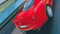 Ferrari 599 GTB Fiorano flying buttresses - evo Art of Speed