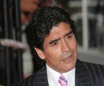Why football legend Diego Maradona will not be attending daughter's wedding