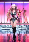 Marco Marco 'A Night In The Red Light' Fashion Show: Photos Of Carmen Electra, Alaska, Adore Delano And More