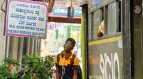 Bengaluru Metro: Forlorn wait for feeder connect