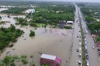 Southern floods expand in eight provinces