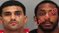 1 of 2 escaped Santa Clara County Jail inmates captured