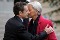 'Use Me' IMF Chief Christine Lagarde Wrote to Nicolas Sarkozy
