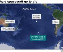 Place spacecraft go to die