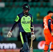 Ireland have not been up to scratch - Porterfield