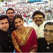 Sonam Kapoor inaugurates Kalyan Jewellers showroom at Anna Nagar in Chennai