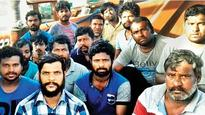 30 Indian fishermen detained in Iran await relief