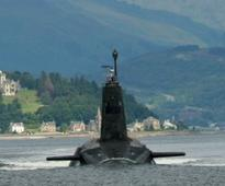 US Defence Secretary Ash Carter tells the UK to keep Trident nuclear weapon programme