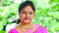 Yesteryear actress Sangeeta moves to Hyderabad