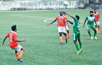 Sporting Clube stun Salgaocar Football Club