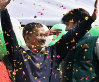 Kejriwal waives water bills on one-year anniversary