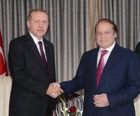 PM hosts dinner for Turkish President