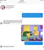 Simpsons fans trolling news channels is the funniest thing you'll see today