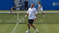 Murray takes aim at coach Lendl
