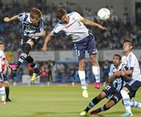 Frontale escape with home victory after Iwata's 88th-minute own goal
