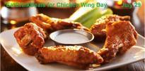 Chicken Wing Deals Begin