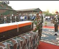 Nation honours braveheart Sudees Kumar martyred in Pak ceasefire violation in Rajouri