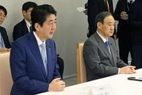 Japan, US, South Korea present united front to North Korea