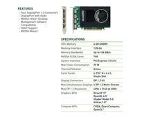 Nvidia unveils single-slot Quadro M2000 graphics card