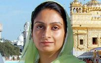 Harsimrat Kaur hits out at AAP, says political parties playing into hands of Pak