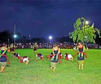 Rongali Bihu celebrated at Sonapur