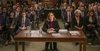 Review: Chastain enlivens political thriller 'Miss Sloane'