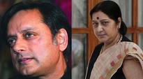 Tharoor writes to Sushma after Aus denies visa to Indian student