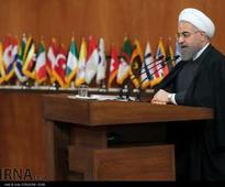 Rouhani: Iran trail blazer in fighting terrorism