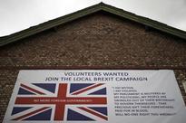Britain's Telegraph newspaper backs leaving EU