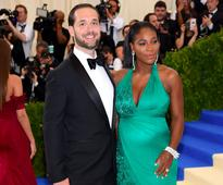 Serena Williams marries Alexis Ohanian in a secret wedding