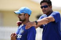 Kumble unfazed by Rajkot second-innings stutter