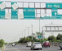 No action yet against illegal hoardings in Noida and Greater Noida