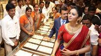 Vaibhav Jewellers Opens Showroom in Rajamahendravaram