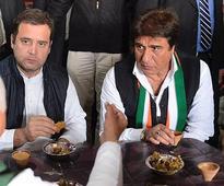 Rahul slams PM Modi, NDA ministers for agrarian crisis in Uttar Pradesh