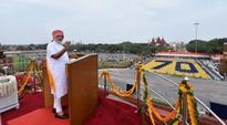 PM pitches for Ek Bharat, Shresth Bharat on 70th Independence Day