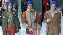 Gucci's new collection under fire for appropriating traditional Sikh turbans