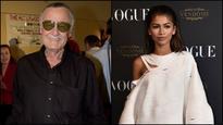 Stan Lee defends Zendaya against backlash over casting in 'Spider-Man: Homecoming'