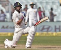 Virat Kohli shines with 50th international ton