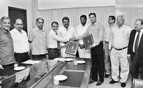 MoU signed for maintenance of ships from Lakshadweep