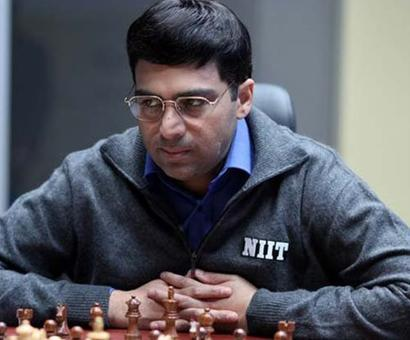 Sports Shorts: Anand in joint lead; Maheshwari bags bronze