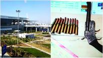 Man with pistol, ammunition triggers panic at IGI airport