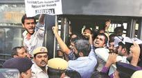 JNU Najeeb case: JNUSU tussle intensifies