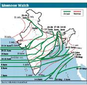 Monsoon mayhem: Will IMD forecast save the season?