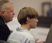 November Trial Set For Charleston Church Shooter Dylan Roof