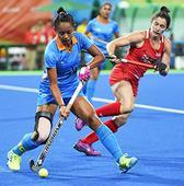 Indian women's team lose 0-3 to USA in penultimate Pool B hockey encounter