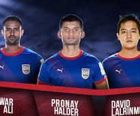 Mumbai City FC signs Lalrinmuana, Halder, Ralte, Ali for ISL