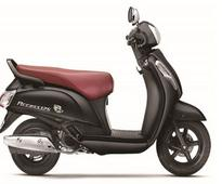Suzuki Access 125 matte colours launched; priced at Rs 59,063