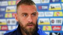 Euro 2016: De Rossi to miss Germany clash