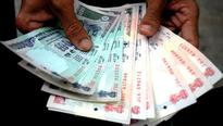 Rupee falls further